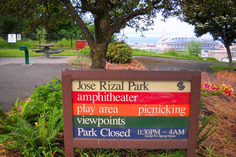 Dr. Jose Rizal Park Off-Leash Area